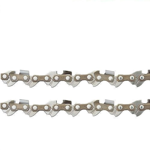 "2 x CHAINSAW CHAIN FITS 15"" BAR HUSQVARNA  PARTNER    64 325 050 FULL CHISEL"