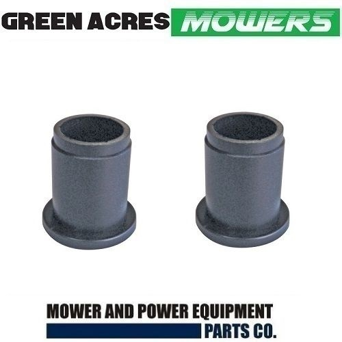 2 x KING PIN & WHEEL BUSH MTD RIDE ON MOWER 741-0487 , 941-0487