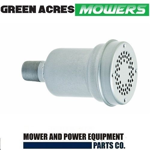 MUFFLER FITS 5,7& 8 HP BRIGGS AND STRATTON MOTORS 393010 , 390249 , PT4336