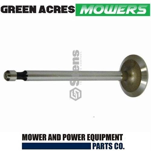 EXHAUST VALVE FITS SELECTED 4 AND 5 HP BRIGGS AND STRATTON MOTORS